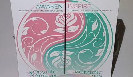 Organic Aromas Elements 1