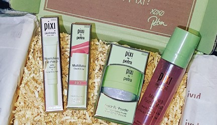 Pixi Summer Makeup Essentials 1