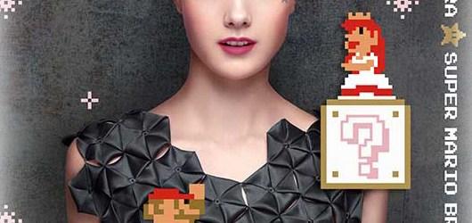 Shu Uemura Mario Bros 2