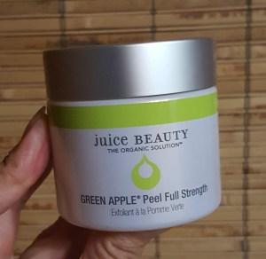 Juice Beauty Green Apple Peel Full Strength 2