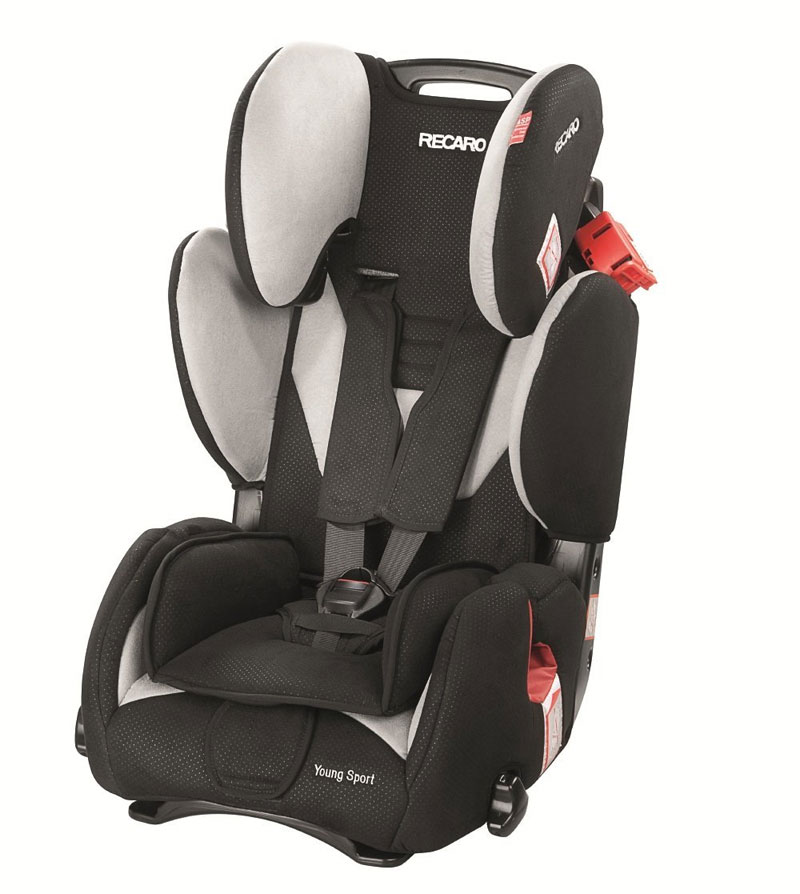 Recaro Young Sport Car Seat For Sale