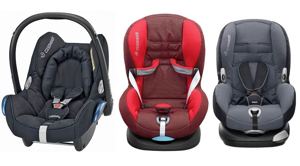 Cu les son las diferencias entre maxi cosi cabriofix priori sps plus y priori xp - Comparativa sillas de coche ...