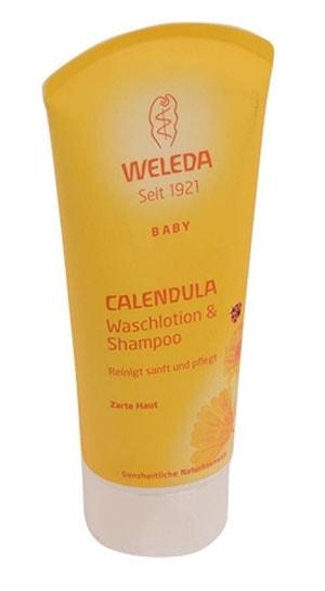 Baño Ninos Frecuencia:Una marca especialmente recomendada es Weleda: Caléndula baby wash