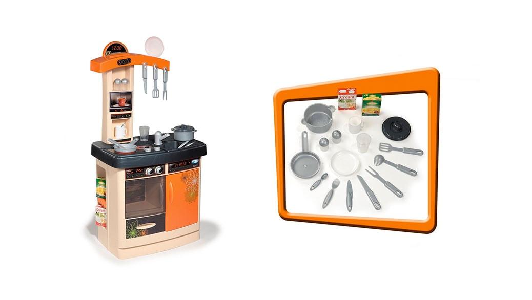 una cocina de juguete por menos de 30 euros smoby cuisine bon app tit. Black Bedroom Furniture Sets. Home Design Ideas
