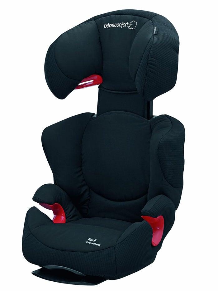 B b confort rodi airprotect silla de coche grupo 2 3 opini n y an lisis - Comparativa sillas bebe ...