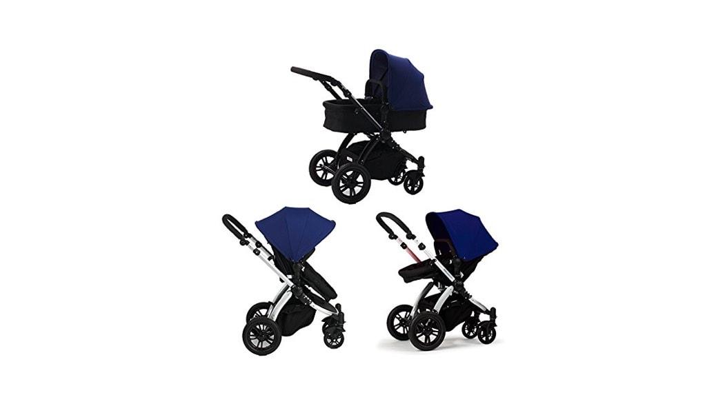 Ibaby one un carrito 3 en 1 con silla capazo y maxi coxi for Capazo y silla 2 en 1
