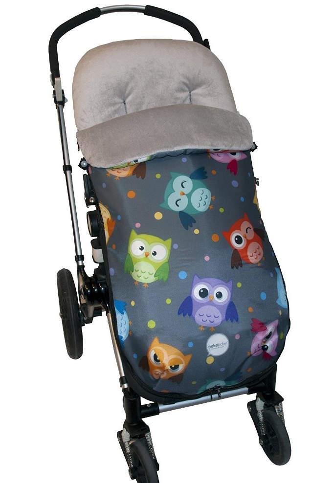 Saco universal para sillas de paseo jane chicco bugaboo for Saco para silla maclaren