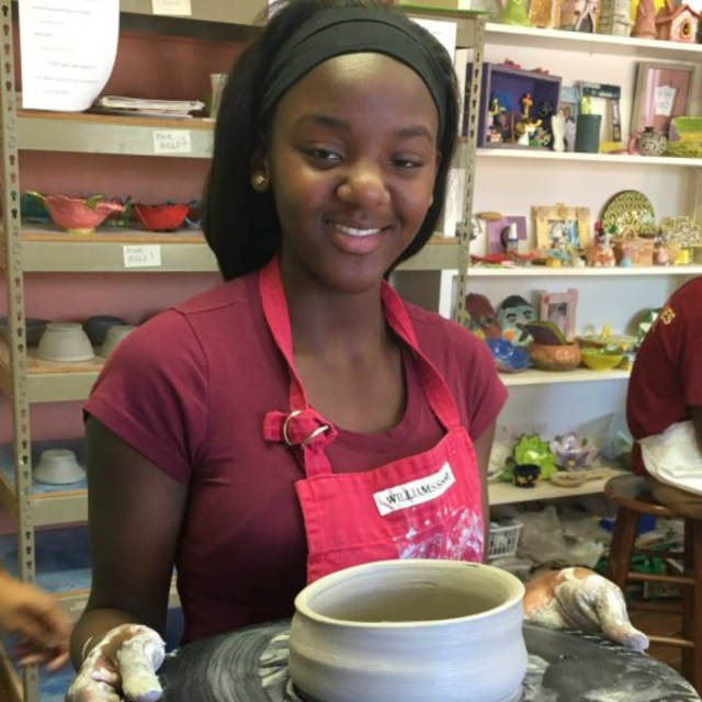 Shaping Lives With Clay