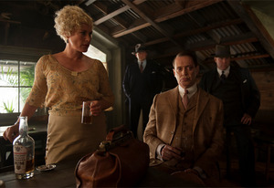 Patricia and Boardwalk Empire
