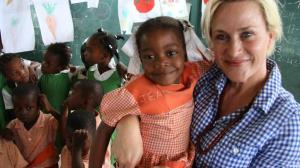 Patty in Haiti