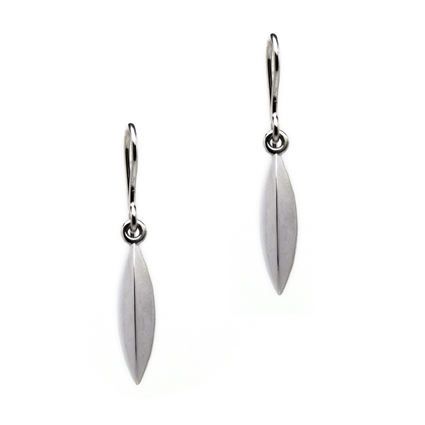Tidal Earrings, Polished