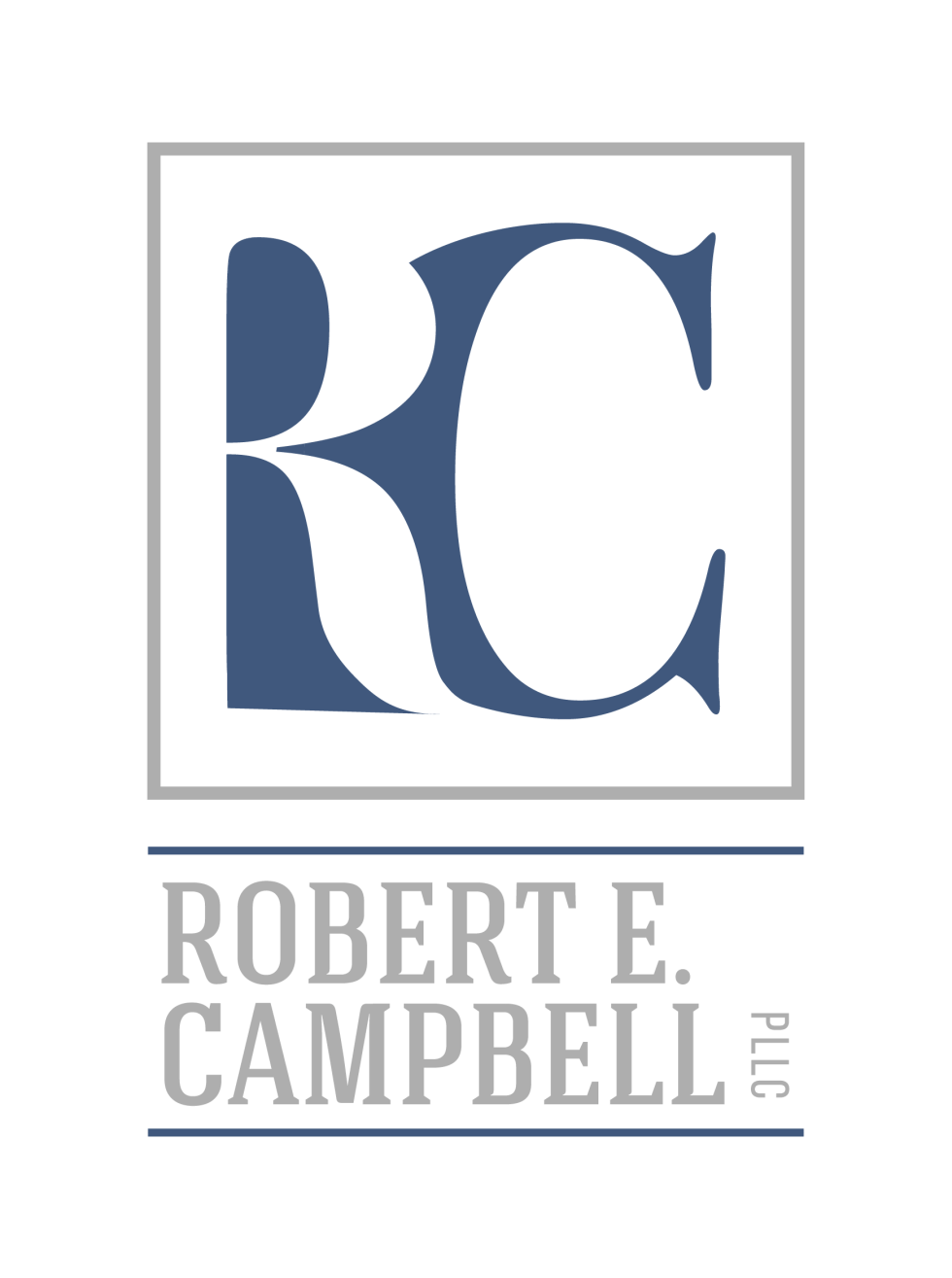 Robert Campbell Vertical Logo