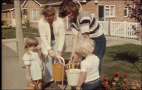 Conserving water in 1976