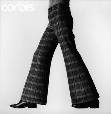These trousers were made for walking...