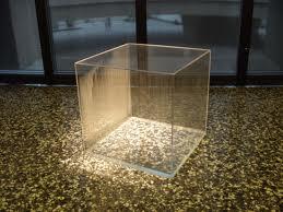 Haacke's Condensation Cube