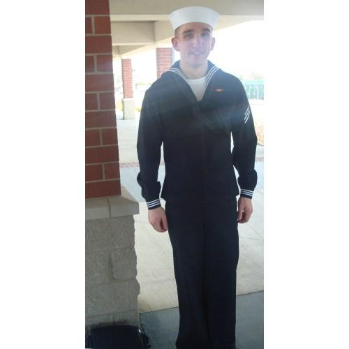 Medium Crop Of Navy Dress Blues