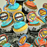 Super Hero Baby Shower - Part 2