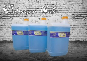 Detergent Cair Be Clean 2