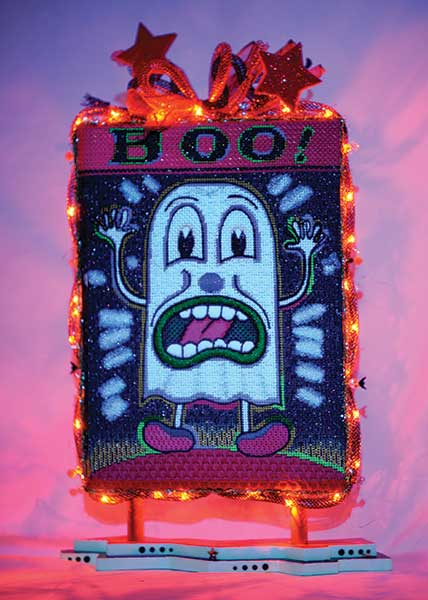 Boo by Hal Mayforth