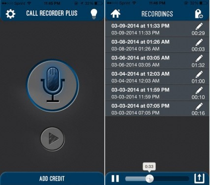 Can i record a mobile phone consider effortlessly