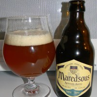 Review of Maredsous Abbaye-Abdij Tripel 10