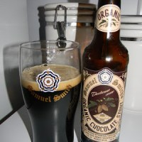 Review of Samuel Smith's Organic Chocolate Stout