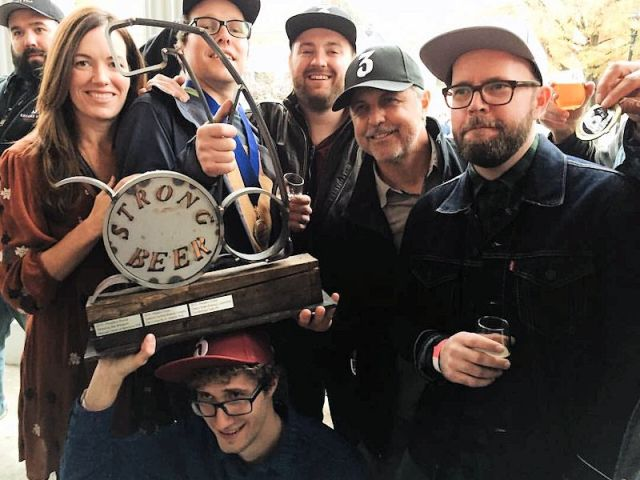 Three Taverns Strong Beer Fest