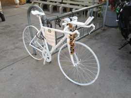 The Ghost Bike