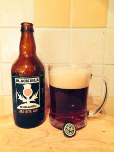 Red Kite Ale, Black Isle Brewing Company, 4.2% ABV