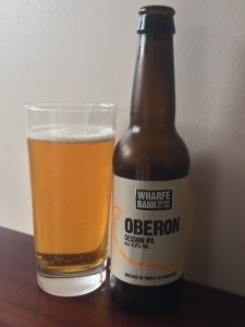 Oberon Session IPA, Wharfe Bank Brewery, 4.2% ABV