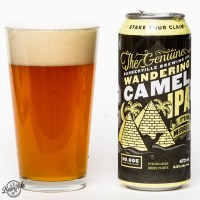 Barkerville Brewing Co. - Wandering Camel IPA