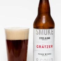Steel & Oak & Four Winds Collaboration - Smoke & Sour Gratzer
