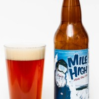 Vancouver Island Brewery - Mile High Mountain Ale