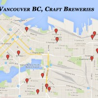 Greater Vancouver Craft Breweries