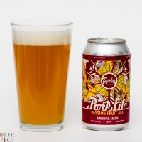 Bomber Brewing Co. - Park Life Passion Fruit Ale