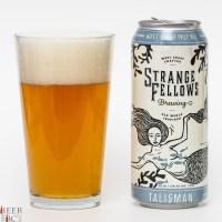 Strange Fellows Brewing Co. - Talisman Pale Ale