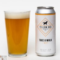 Yellow Dog Brewing Co. - Take A Walk Witbier
