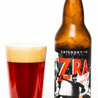 Category 12 Brewing - Zombie Repellant Ale ZRA