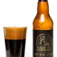 Main Street Brewing - 2016 Stag & Pheasant Imperial Stout