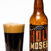 Barkerville Brewing Co. - Holy Moses Chocolate Porter