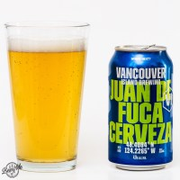 Vancouver Island Brewing - Juan De Fuca Cerveza