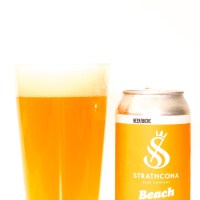 Strathcona Beer Co. - Beach Lemon Mandarin Radler
