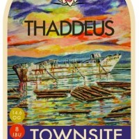 New Oud Bruin from Townsite Brewing - The Thaddeus