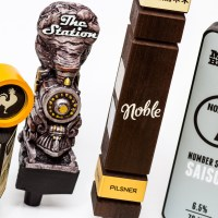 Made In Canada - Local Tap Handles & Beer Paraphernalia from Invermere BC