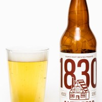 Doan's Craft Brewery - 1830 A Little R&R Rice & Rye Lager