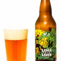 Driftwood Brewery - Limb From Limb Rye IPA