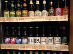 Supple Japan Beer Sensei Both Foreign Domestic Craft Reare Whole Fridge Shelves Devoted To Specific Has An Selection Plenty Buying Craft Beer
