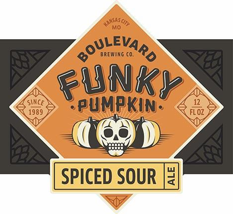 Boulevard Funky Pumpkin 2016