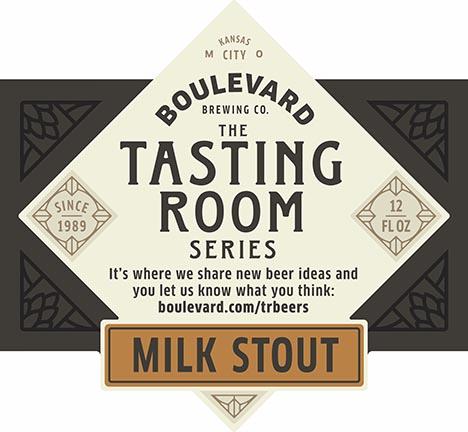 Boulevard Tasting Room Milk Stout