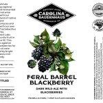 Carolina Bauernhaus Feral Barrel Blackberry